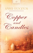 cover copper and candles
