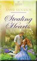 book cover: stealing hearts