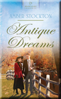 Book cover for Antique Dreams